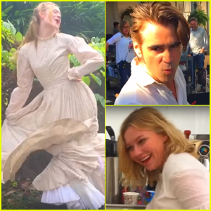 Nicole Kidman, Colin Farrell & 'The Beguiled' Cast Lip Sync 'Hamilton' For a Good Cause!