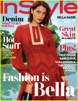 Bella Hadid Has One Thing Holding Her Back From Pursuing an Acting Career
