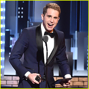Ben Platt Sends Inspiring Message During Acceptance Speech at Tony Awards 2017 (Video)