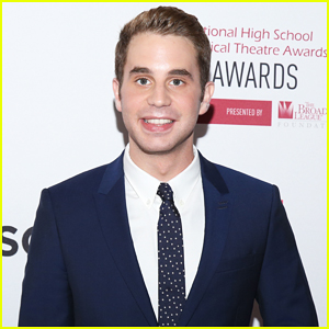 Ben Platt Celebrates High School Musical Theatre at Jimmy Awards 2017!