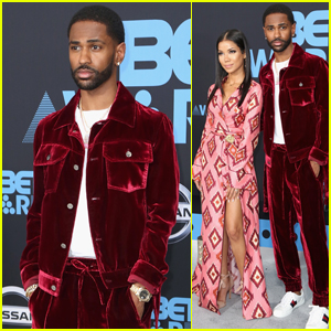 Big Sean & Jhene Aiko Couple Up for the BET Awards 2017