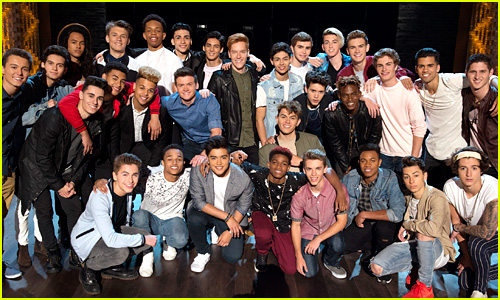 ABC's 'Boy Band' - Meet the 30 Contestants!