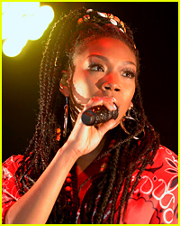Brandy Gets Serenaded By Common After Her Health Scare