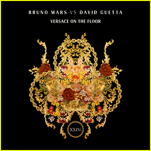 Bruno Mars' 'Versace On The Floor' Gets An Offiical David Guetta Remix - Stream & Download!