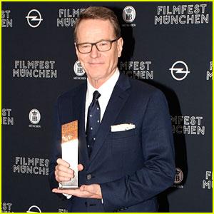 Bryan Cranston Receives Cinemerit Award At Munich Film Festival