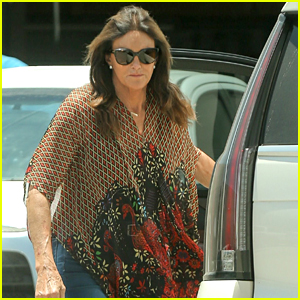 Caitlyn Jenner Kicks Off Her Weekend with a Shopping Spree