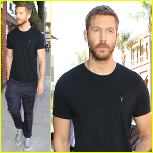 Calvin Harris is Getting Pumped for His New Album Release
