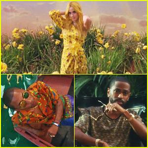 Calvin Harris, Katy Perry, Pharrell Williams & Big Sean Premiere 'Feels' Music Video - Watch Here!