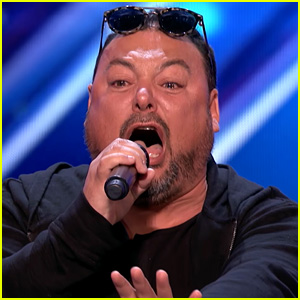Opera Singer Carlos De Antonis Gets Standing Ovation for 'America's Got Talent' Audition (Video)