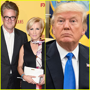 Celebrities Slam Donald Trump Over Mika Brzezinski Facelift Tweet