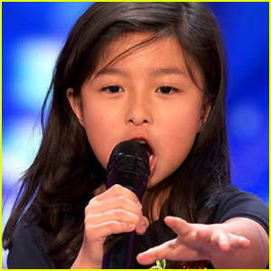 Nine-Year-Old Celine Tam Stuns on 'America's Got Talent' with 'My Heart Will Go On' (Video)