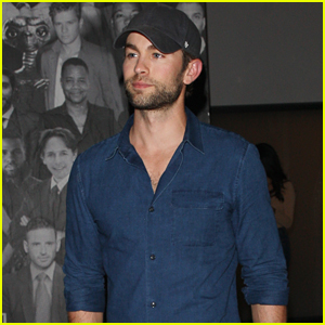 Chace Crawford Grabs Dinner with Friends in WeHo