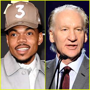 Chance the Rapper Asks HBO to Fire Bill Maher Over Racial Slur