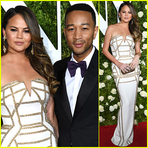 Chrissy Teigen Is 'Appalled' Ahead of Tony Awards 2017 for This Funny Reason