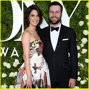 Cobie Smulders & Husband Taran Killam Are Such a Cute Couple at Tonys 2017!