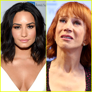 Demi Lovato Slams Kathy Griffin Without Naming Her