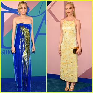 Diane Kruger & Kate Bosworth Wear Emerging Designers at CFDA Fashion Awards!