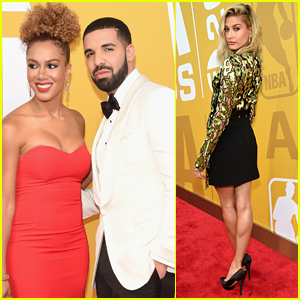 Drake Brings Basketball Reporter Rosalyn Gold-Onwude as His Date to NBA Awards 2017