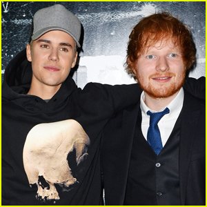 Ed Sheeran Spills the Details About the Time He Hit Justin Bieber With a Golf Club
