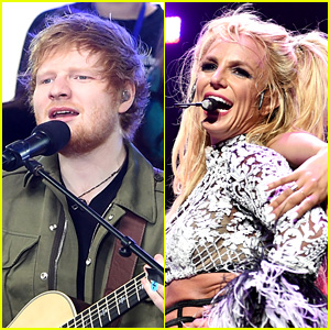 Ed Sheeran Covered Britney Spears' 'Baby One More Time' & It's Amazing - Listen Now!