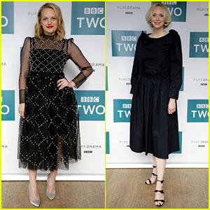 Elisabeth Moss & Gwendoline Christie Team Up for 'Top of the Lake' Screening