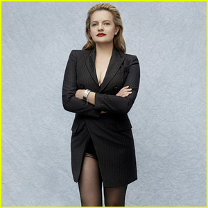 Elisabeth Moss Filmed for 'Handmaid's Tale' the Day After the Election