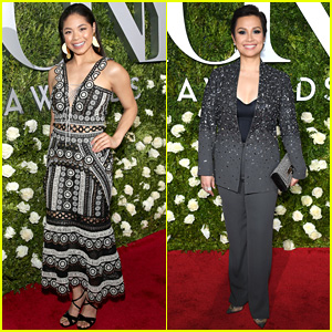 Miss Saigon's Eva Noblezada Joins Lea Salonga at Tony Awards 2017!