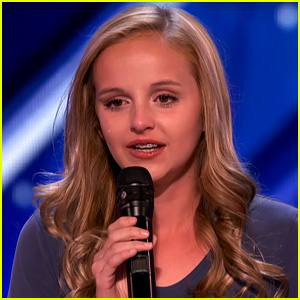Teenager Sings for Dad Battling Cancer on 'America's Got Talent'