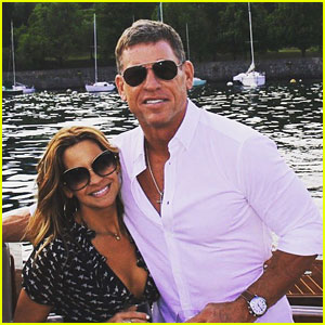 Former NFL Quarterback Troy Aikman is Engaged to Capa Mooty