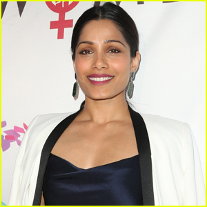 Freida Pinto Joins the Cast of 'The Path' Season Three!