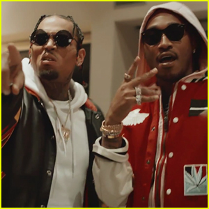 Future & Chris Brown Team Up In 'PIE' Music Video - Watch Here!