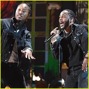 Future & Kendrick Lamar Perform 'Mask Off' at BET Awards 2017 - Watch Now!