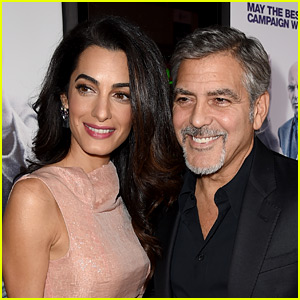 George & Amal Clooney Picked Very Popular Names for Their Babies!