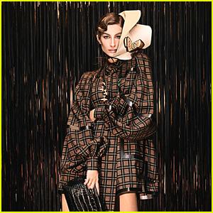 Gisele Bundchen Stars in Loewe's New Fashion Campaign!