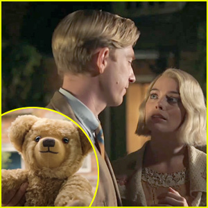 'Goodbye Christopher Robin' Trailer Tells Story Behind Winnie the Pooh