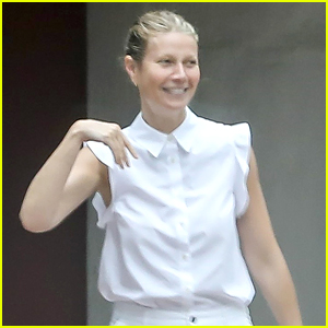 Gwyneth Paltrow Shares Silly Pic of Ex Chris Martin Dressed as Mickey Mouse!
