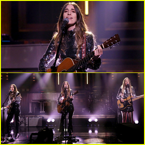 Haim Make 'Tonight Show' Debut with 'Want You Back' Performance - Watch Here!