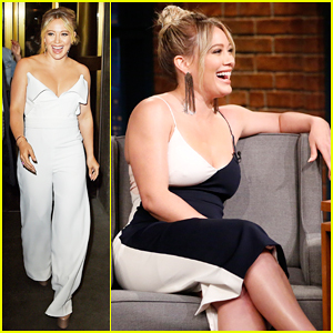 Hilary Duff's Son Luca Loves NYC Because He Thinks Ninja Turtles Are Real!