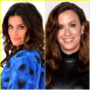 Idina Menzel to Star in Workshop of Alanis Morissette's Musical