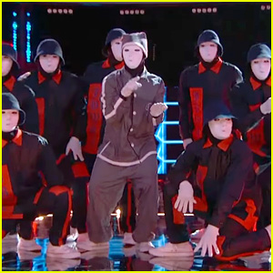 Jabbawockeez Auditions for 'World of Dance' (Video)