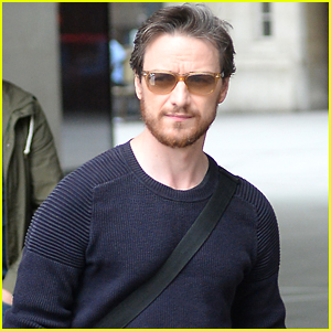 James McAvoy is Ready for 'Atomic Blonde' to Hit Theaters!