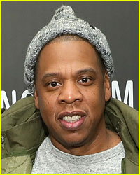 JAY-Z Emerges for First Time Since Twins' Birth (Photos)