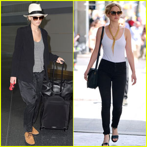 Jennifer Lawrence Makes Summer Casual Look Chic in NYC