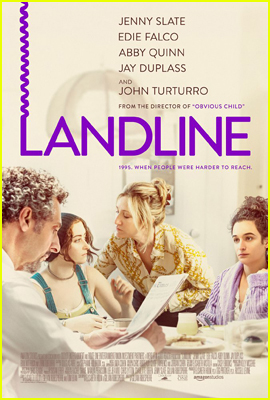Jenny Slate's 'Landline' Gets First Movie Poster - See Here!