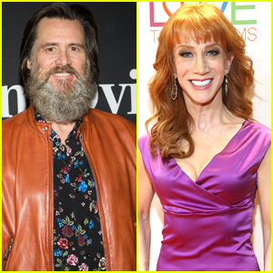 Jim Carrey Defends Kathy Griffin's Trump Photo Shoot, Says Comedians are the 'Last Voice of Truth'