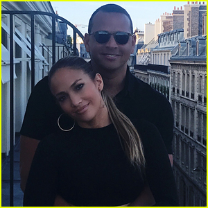 Jennifer Lopez Shares Pics from 'Baecation' with Alex Rodriguez!