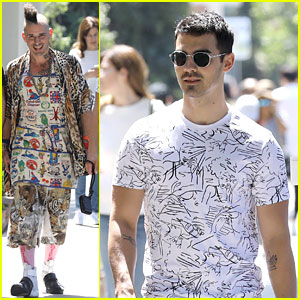 Joe Jonas Shares Cutest Throwback Photo In Sailor Outfit