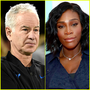 John McEnroe Won't Apologize for Serena Williams Comments