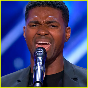 Johnny Manuel Flawlessly Sings Whitney Houston on 'America's Got Talent' (Video)