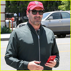 Jon Hamm Might Quit Acting for a New Job!